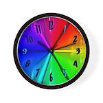 Teaser and the Firecat Wall Clock