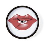 Kiss Me! Perform Random Act... Wall Clock
