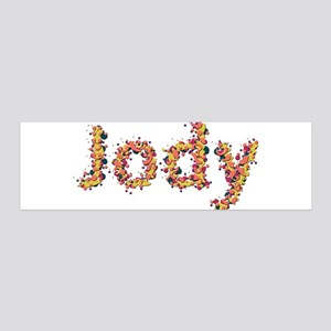 Jody Fiesta 42x14 Wall Peel