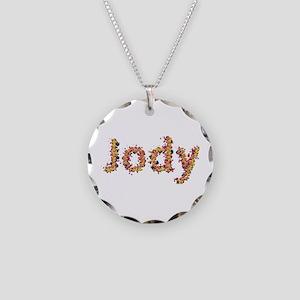 Jody Fiesta Necklace Circle Charm