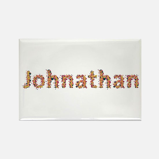 Johnathan Fiesta Rectangle Magnet