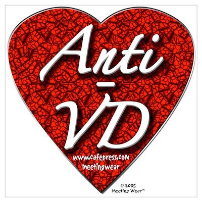 """Anti-VD"" Poster"