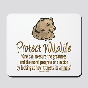 Protect Bears Mousepad