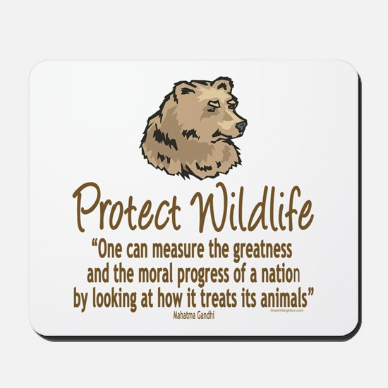 Protect Bears Mousepad
