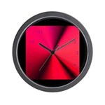Almost square(-; Cool Clocks Wall Clock