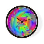 Sun Dazed Cool Clocks Wall Clock