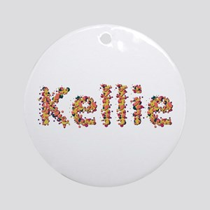 Kellie Fiesta Round Ornament