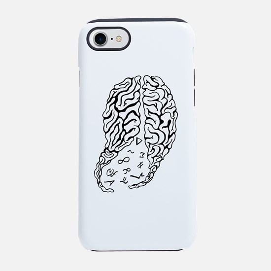 Amoebic Brain iPhone 7 Tough Case