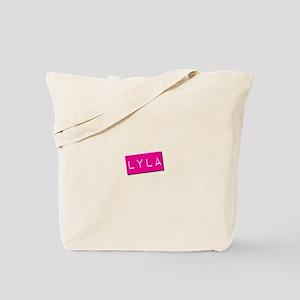 Lyla Punchtape Tote Bag