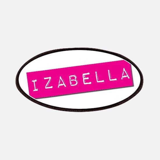 Izabella Punchtape Patches