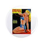 Eyeful Blonde Beauty Pin Up in Blue 3.5