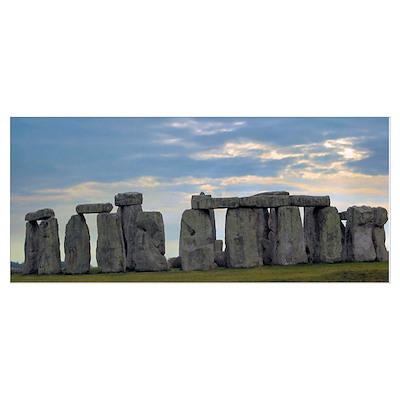 """Stonehenge"" Poster"