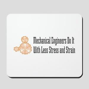 Mechanical Engineers Mousepad