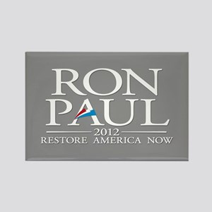 PAUL - Restore America Now 2 Rectangle Magnet
