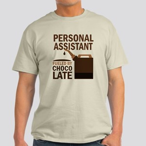 Personal Assistant Gift (Funny) Light T-Shirt