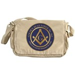 Golden Rule Lodge Messenger Bag
