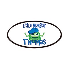 Little Monster Thomas Patches