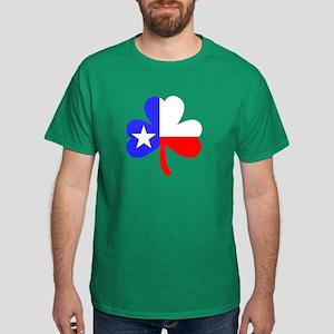 Texas Clover Dark T-Shirt