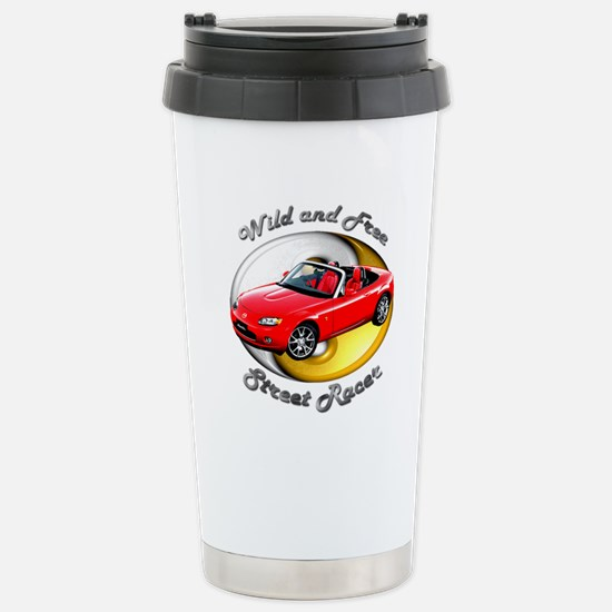 Mazda MX-5 Miata Stainless Steel Travel Mug
