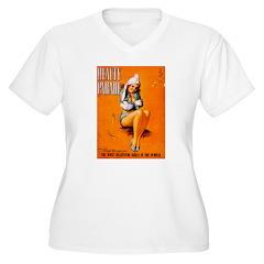 Beauty Parade Girl Pin Up T-Shirt