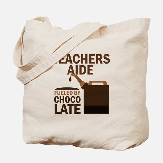Teachers Aide Gift (Funny) Tote Bag