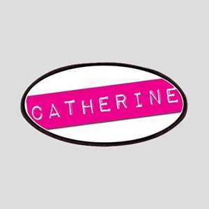 Catherine Punchtape Patches
