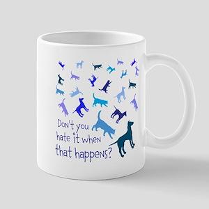 Raining Cats & Dogs Mug