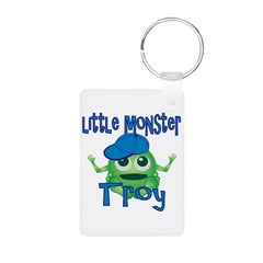 Little Monster Troy Keychains