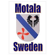 Motola Sweden Poster