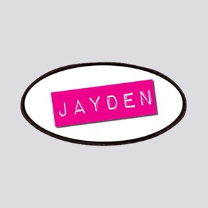 Jayden Punchtape Patches