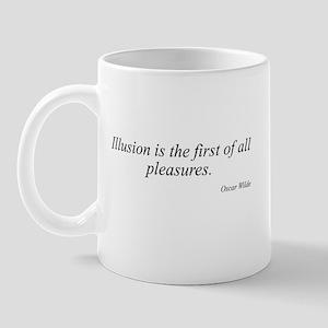 Oscar Wilde quote 24 Mug