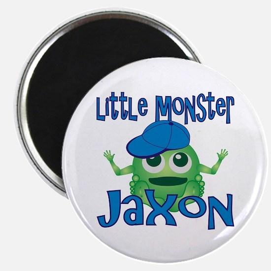Little Monster Jaxon Magnet