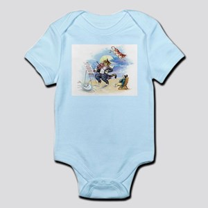 Cat and the Fiddle Infant Bodysuit