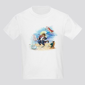 Cat and the Fiddle Kids Light T-Shirt