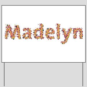 Madelyn Fiesta Yard Sign