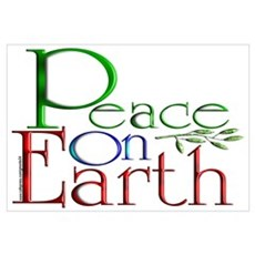 Peace on Earth Canvas Art