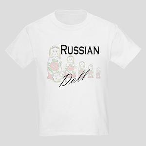 Russian Doll Kids T-Shirt