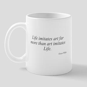 Oscar Wilde quote 43 Mug