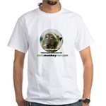 Ebola Monkey Man T-Shirt