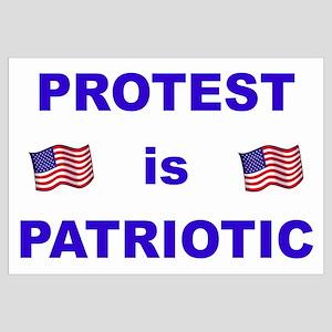 Protest is Patriotic Large Activist