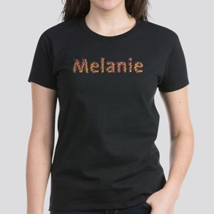 Melanie Fiesta Women's Dark T-Shirt