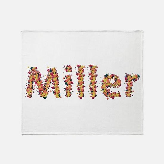 Miller Fiesta Throw Blanket