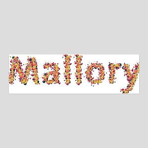 Mallory Fiesta 42x14 Wall Peel