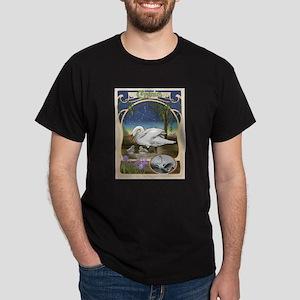 Cygnus the Swan Dark T-Shirt
