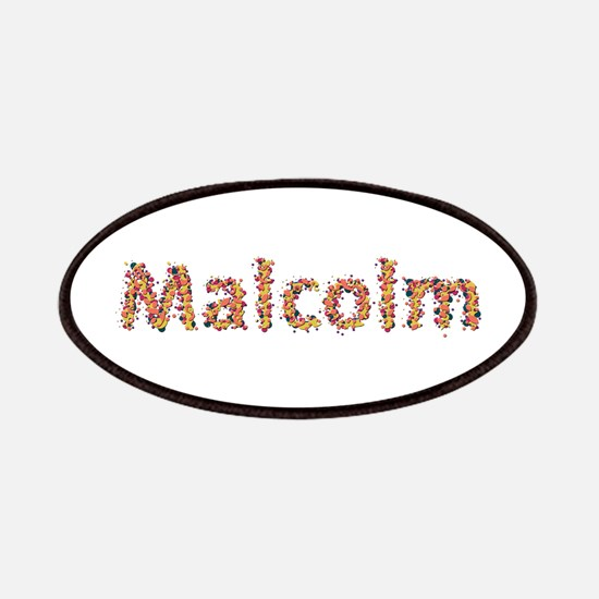 Malcolm Fiesta Patch
