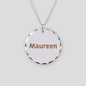 Maureen Fiesta Necklace Circle Charm