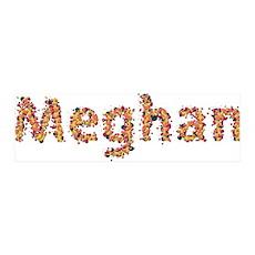 Meghan Fiesta 42x14 Wall Peel