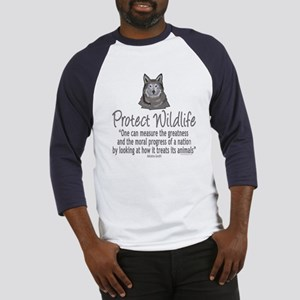 Protect Wolves Baseball Jersey