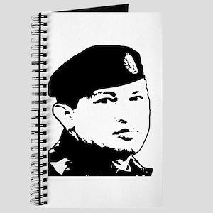 Chavez Screen Print Look Journal