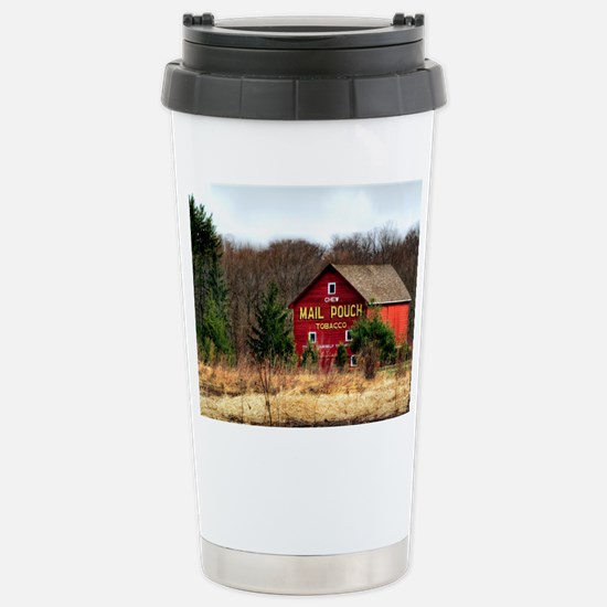 Mail Pouch Barn Stainless Steel Travel Mug